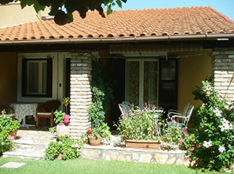 Appartementen Villa Tina - Acharavi - Corfu